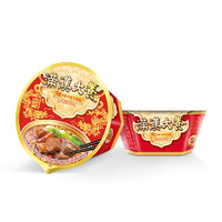 Uni-President 统一 满汉大餐 台式 半筋半肉牛肉面 180g *8件