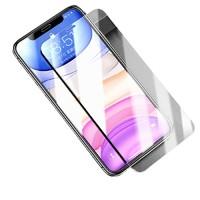 SmartDevil 闪魔 iPhone7-12系列 电镀加倍抗指纹钢化膜 2片装