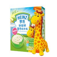 Heinz 亨氏 铁锌钙营养奶米粉 325g