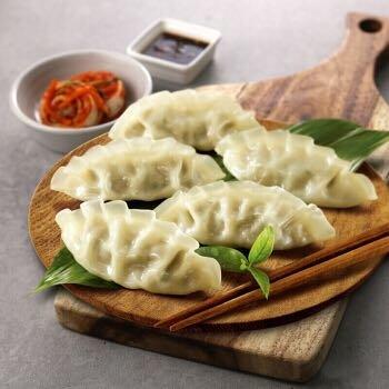 必品阁 韩式王饺子煎饺组合装  2.21kg+凑单品