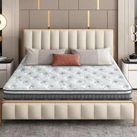 1日0点:SLEEMON 喜临门 光年pro 加厚乳胶静音独袋弹簧床垫 1.5/1.8m床