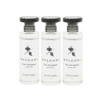 BVLGARI 宝格丽 黑茶古龙香水 5mlx3 无盒 持久淡香 提升魅力