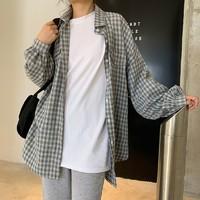FEINIMOSHU 菲妮茉淑  7206-5 女士純棉長袖打底衫