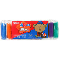 M&G 晨光 AKE04542 小熊哈里系列 4D超轻黏土 12色袋装 *7件