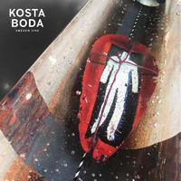 Kosta Boda 珂丝塔进口手工水晶玻璃 Boat船百万级摆件收藏艺术品