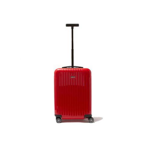 考拉海购黑卡会员:RIMOWA 82052464 红色旅行万向轮硬壳拉杆箱 33L