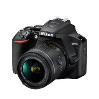 尼康 D3500单反相机AF-P18-55镜头 入门级高清数码照相机适合学生