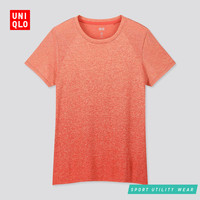 UNIQLO 优衣库 424169 DRY-EX 女士圆领T恤