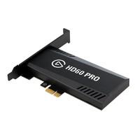 美商海盗船(USCORSAIR)Elgato HD60 Pro游戏视频采集卡 1080p60高清直播录制 低延迟 硬件编码 PCIe接口