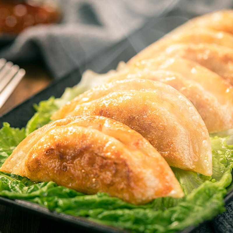 京东PLUS会员 : bibigo 必品阁  韩式王饺子 250g*8包(粉条2+烤肉2+传统2+泡菜2)