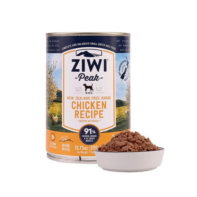 ZIWI 滋益巅峰 狗粮主食罐头 390g*6罐