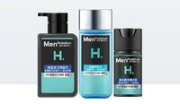 限量1000件:曼秀雷敦男士澎湃补水三件套 洁面+爽肤水+精华乳 滋润修护