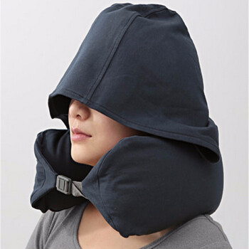 kavar 米良品 日式连帽护颈枕