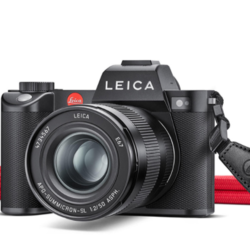 Leica 徕卡 SL系统系列 SL2 单反相机 (黑色、F1.2、50mm)电池 BP-SCL4 套装