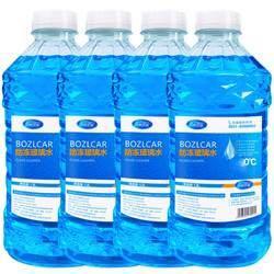 BEIOUZHILIAN 北欧之恋 0℃汽车玻璃水 1.3L 4瓶装