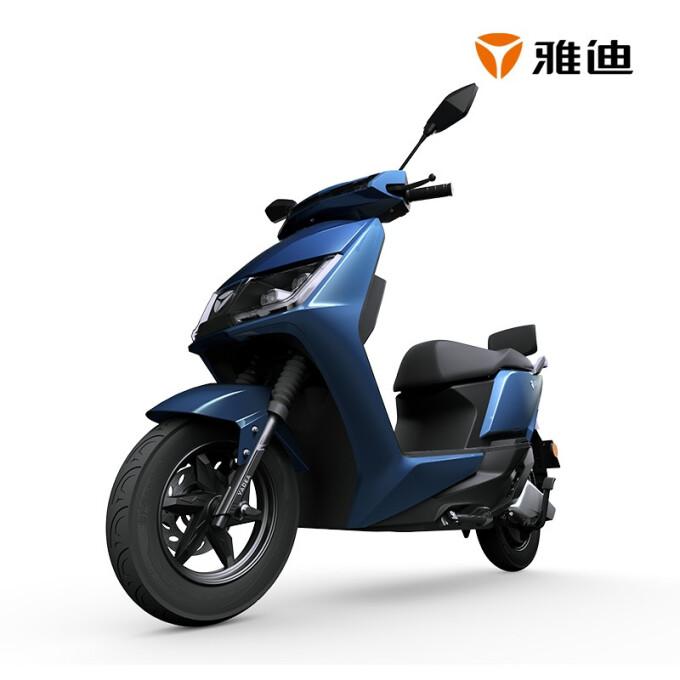 Yadea 雅迪 T5 60V22A石墨烯 电动摩托车