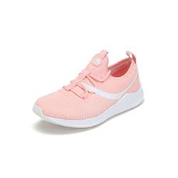 new balance 大童鞋7-14岁 女大童款减震透气休闲运动鞋
