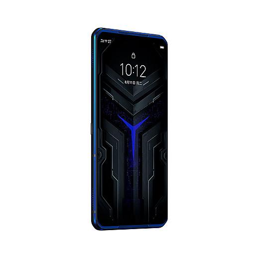 小编精选 : 架构革命、为战而生 | Lenovo 联想 拯救者电竞手机 Pro 5G手机 12GB+256GB 炫蓝冰刃