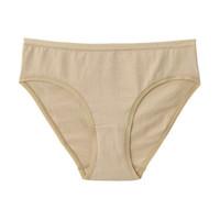 MUJI 无印良品 FCE01A0S 女式 印度棉弹力天竺编织中腰短裤