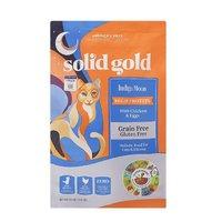 京东PLUS会员:solid gold 金装素力高猫粮 全猫粮 12磅/5.44kg