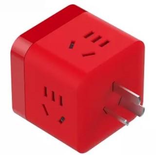 BULL 公牛 魔方智能USB插座 JOY定制版 定制3孔+3usb无线