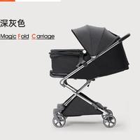 YUYU 悠悠 M8高景观超轻便婴儿车伞车