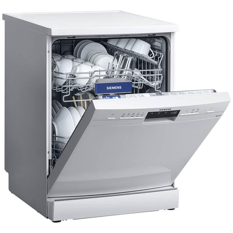 SIEMENS 西門子 SJ235W01JC 獨立式洗碗機 13套 白色