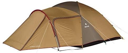 Snow Peak 雪諾必克 美式圓頂帳篷
