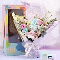 FlowerPlus 花加 花与爱丽丝 女神节主题鲜花礼盒