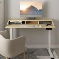 Loctek 乐歌 EHD12 电动升降双层书桌 120*58*75cm