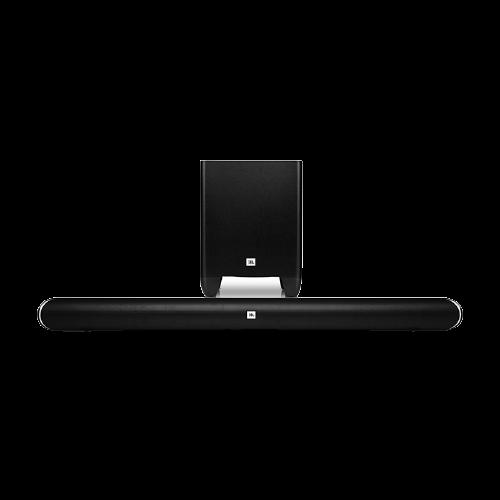 JBL 杰宝 STV350  2.1声道回音壁 黑色