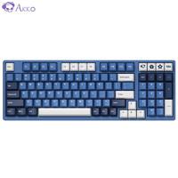 京东PLUS会员:AKKO 3098 DS 海洋之星 机械键盘 98键 V2蓝轴