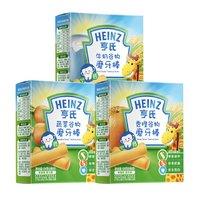 Heinz 亨氏 五大膳食系列 婴幼儿磨牙棒