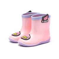 B.Duck 小黄鸭 儿童雨靴
