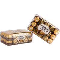 FERRERO ROCHER 费列罗 榛果威化巧克力 375g