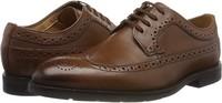 Clarks 男士 Ronnie Limit 男士粗革皮鞋