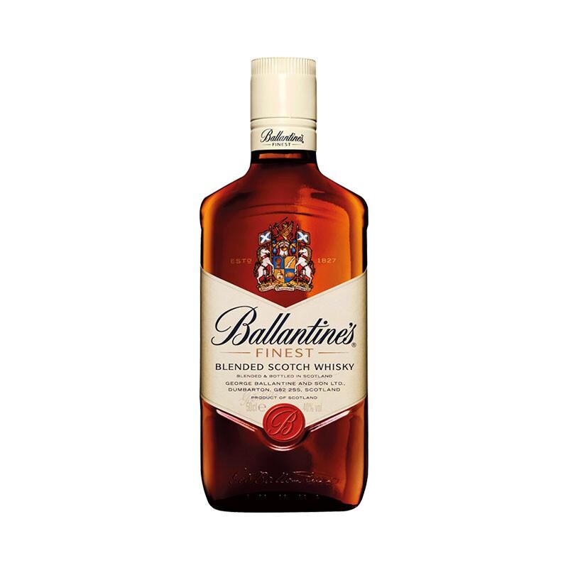 Ballantine's 百龄坛 考拉黑卡会员Ballantine's  百龄坛  特醇苏格兰威士忌 500ml