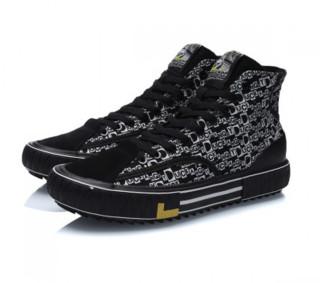 LI-NING 李宁  迪士尼联名 AGCR179 男女款运动帆布鞋