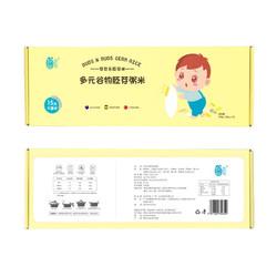 芽芽乐 胚芽米营养辅食米粥 多元谷物杂粮粥 15天不重样 750g