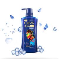 CLEAR 清扬 运动专研系列 深海劲透洗发水 500g *5件