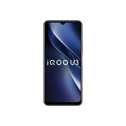 vivo iQOO U3千元5G天玑800U大电池快充手机