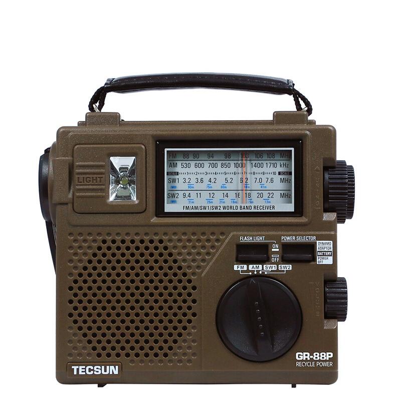 TECSUN 德生 GR-88P 收音机