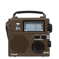 TECSUN 德生  GR-88P 手摇发电全波段收音机