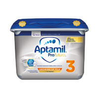 Aptamil 爱他美 英国白金版 婴幼儿奶粉 3段 800g *2件
