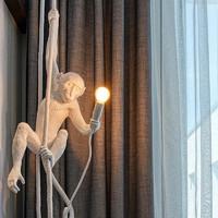 SELETTI 瑟雷提  創意猴子裝飾壁燈