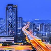 周末、清明不加价!武汉光谷凯悦酒店 凯悦客房1晚(800元餐饮消费额度)