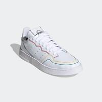 5日0点:adidas 阿迪达斯 三叶草 SUPERCOURT FX9058 中性经典运动鞋