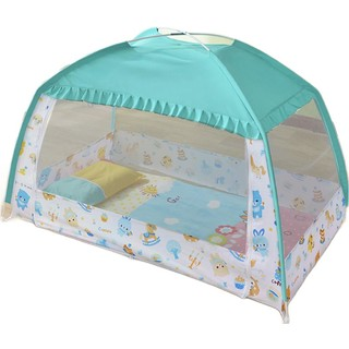 娃买乐 THXW-MGB 婴儿床蒙古包蚊帐
