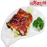 京东PLUS会员:恋食记 日式蒲烧鳗鱼 500g *2件