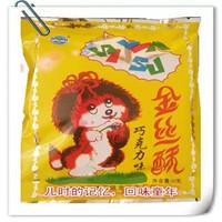 LAO JIE KOU 老街口 金丝酥干脆面 巧克力味 50g*30袋
